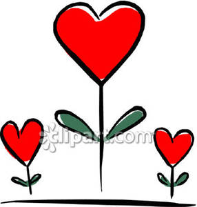 free clipart hearts and flowers at getdrawings com free for rh getdrawings com Cardiovascular Clip Art Animal Clip Art