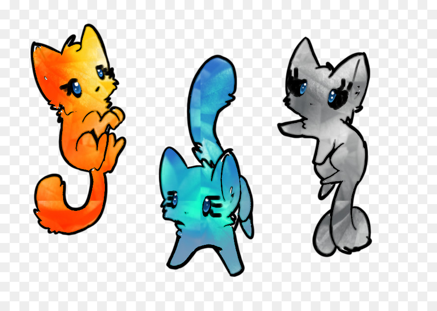 900x640 Cat Kitten Drawing Chibi Clip Art