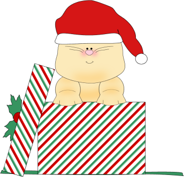 363x348 Christmas Cat Christmas Clip Art Christmas Kitten