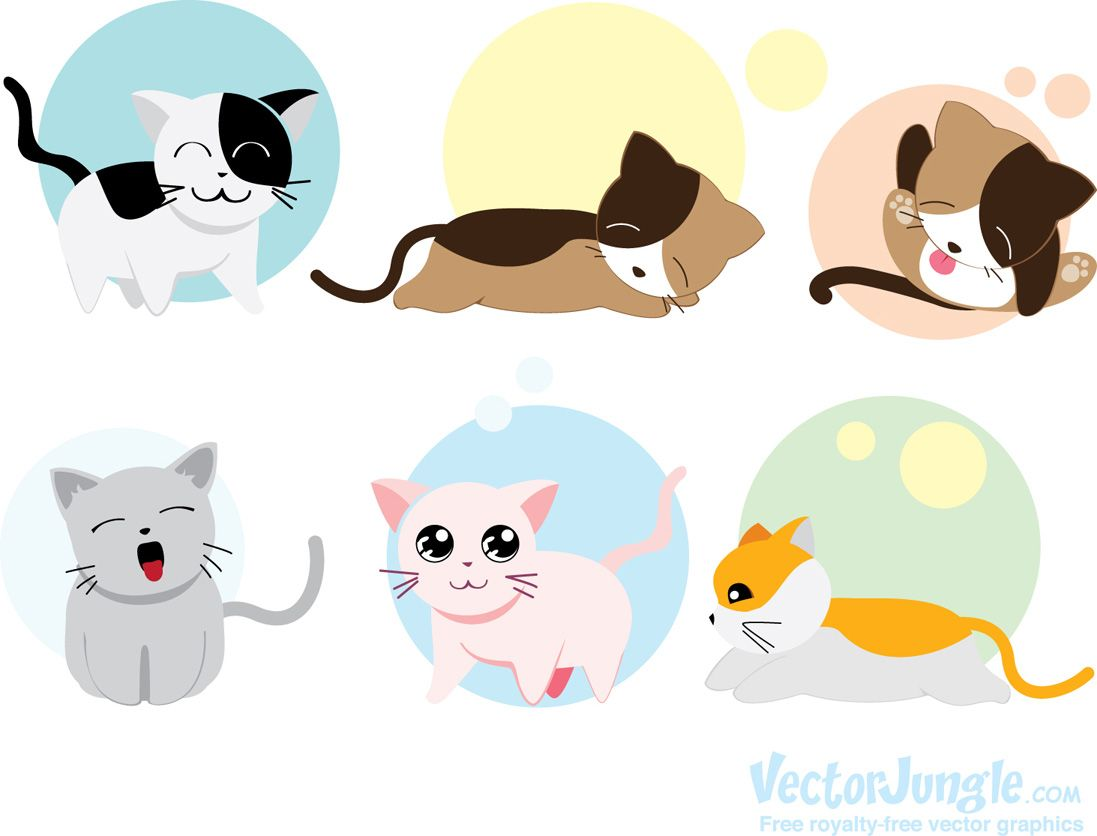 1097x836 Under The Paw Design. Free Cat Icons For Your Meowelous Projects