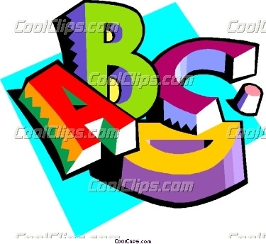 375x344 Clipart Letters All About Letter Examples