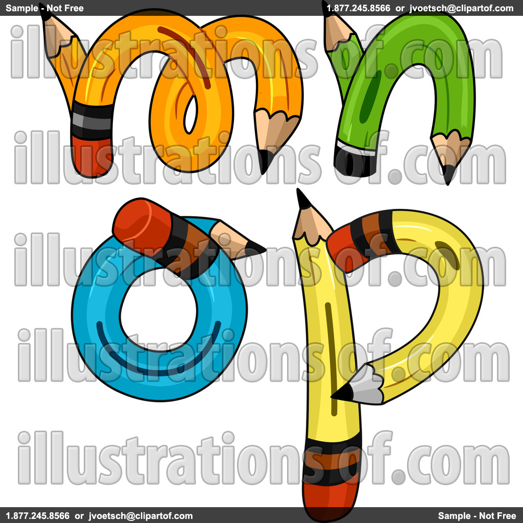 1024x1024 Letters Cliparts