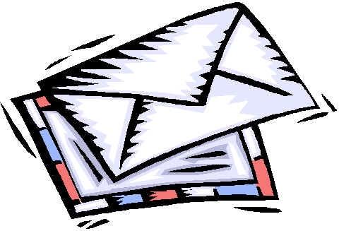 480x327 Mail Letter Clip Art