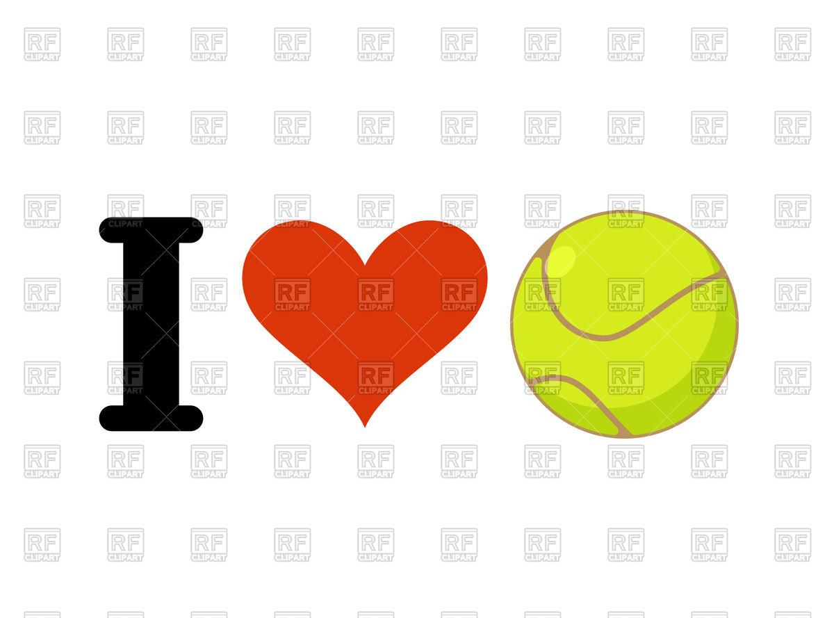 1200x889 I Love Tennis