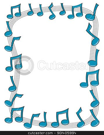 free clipart music notes at getdrawings com free for personal use rh getdrawings com free music clipart borders and frames Clip Art Borders and Frames