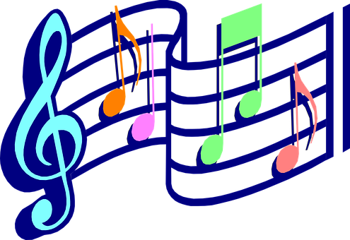 495x340 Free Clipart Music Notes Musical Notes Images Pixabay Download