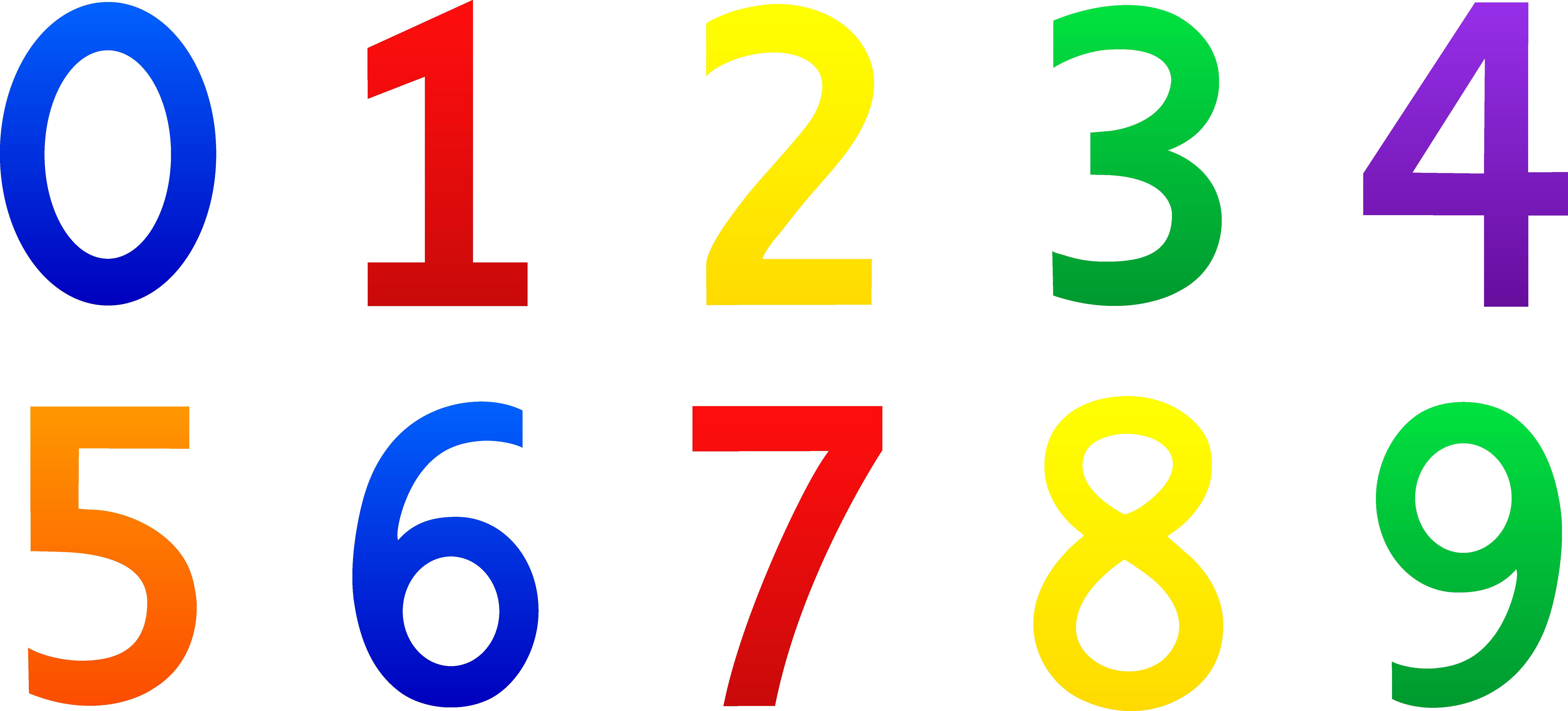 7787x3533 Free Clip Art Numbers 1 10 Numbers Clip Art 1 10 Alihkan.us