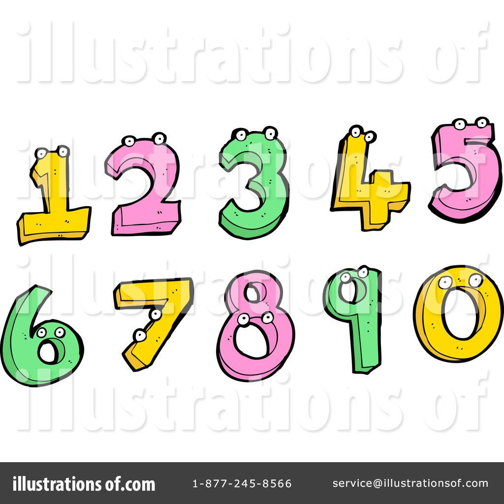 1024x1024 Numbers Clip Art Kids Free Clipart Images Image Clipartix