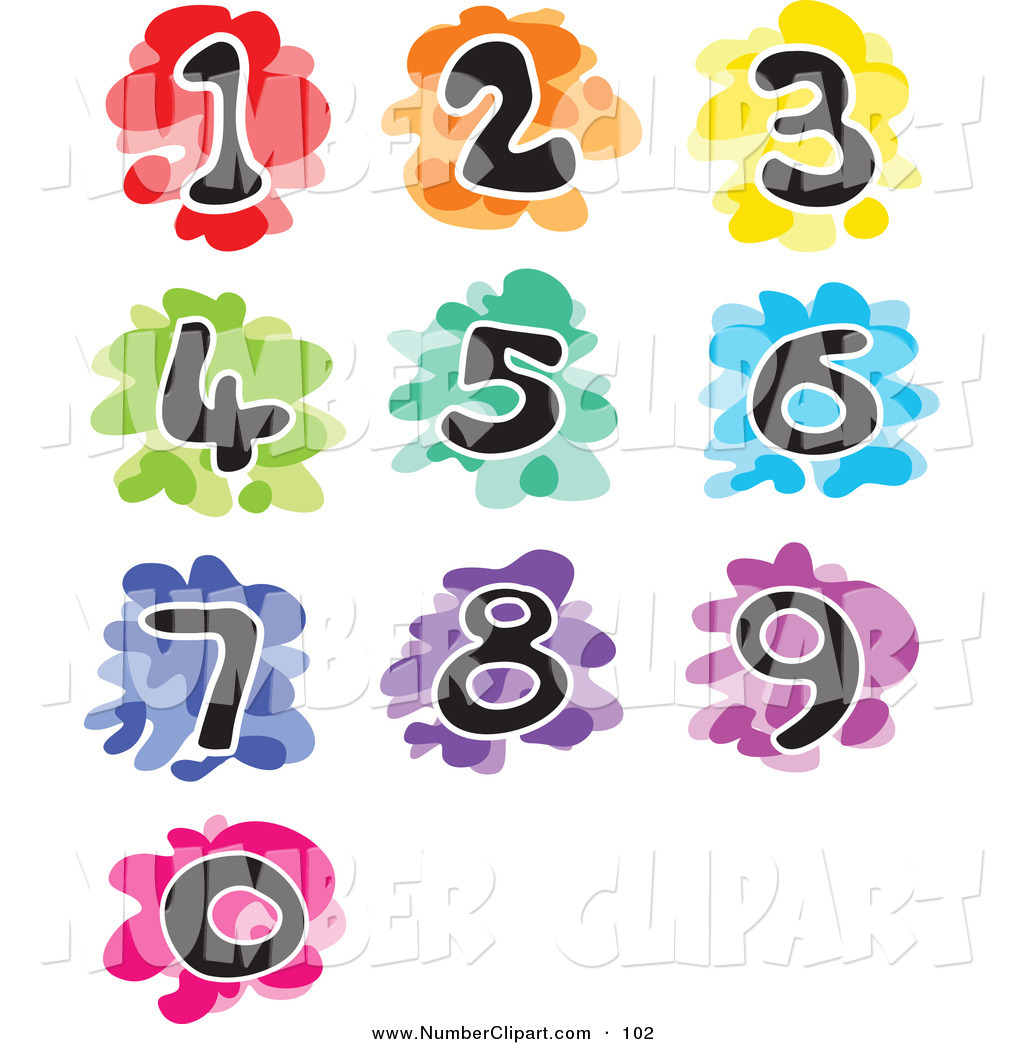 1024x1044 Numbers Clipart Free Clipart Panda