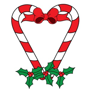 300x300 Free Free Candy Canes Clip Art Image 0515 0911 1917 4030