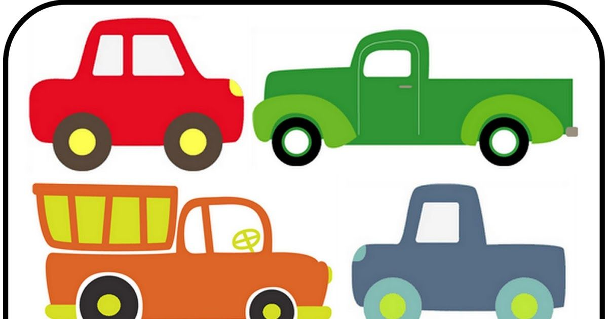 Toys And Games Clip Art : Free clipart of cars and trucks at getdrawings