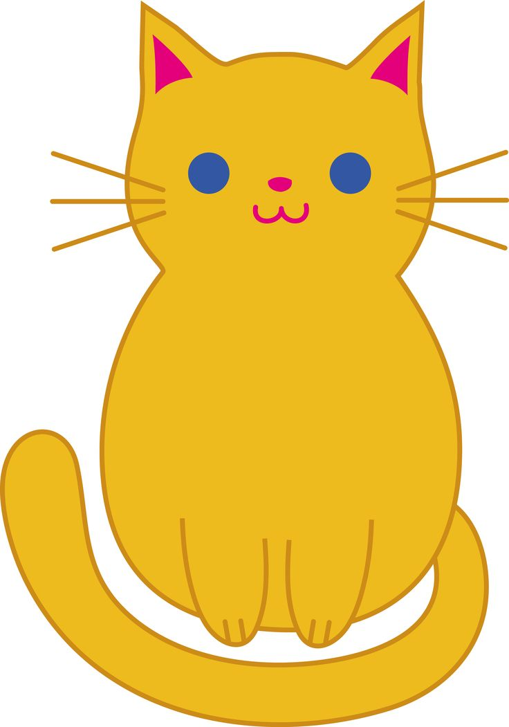 736x1051 Clip Art Cat Clipart Collection