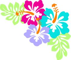 236x200 Hawaiian Flower Clip Art Tropical Plants Clip Art Vector Clip