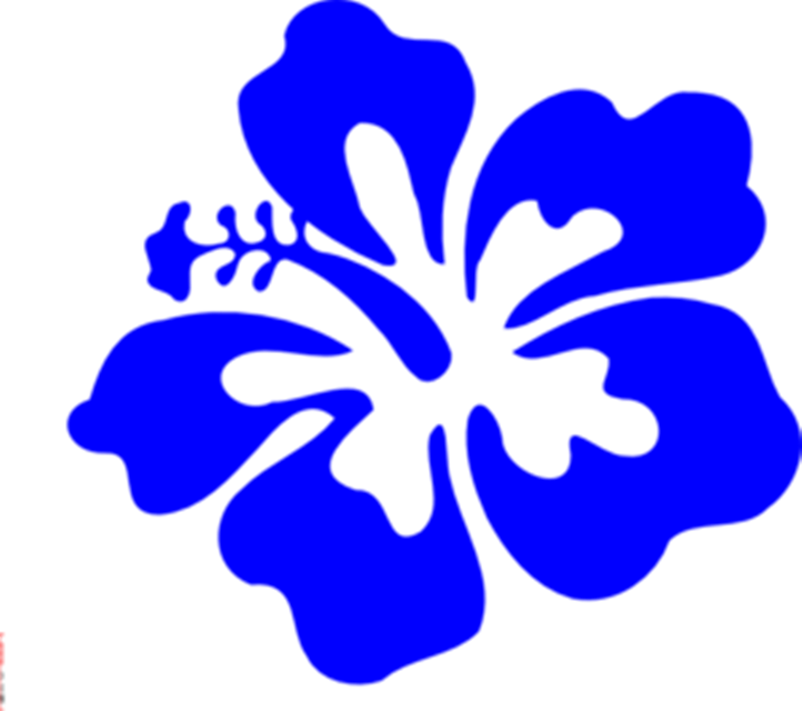 722x640 Hawaiian Flowers Clip Art Free Many Flowers
