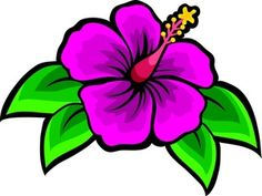 236x177 Hawaiian Flowers Clip Art Free Clipart Collection