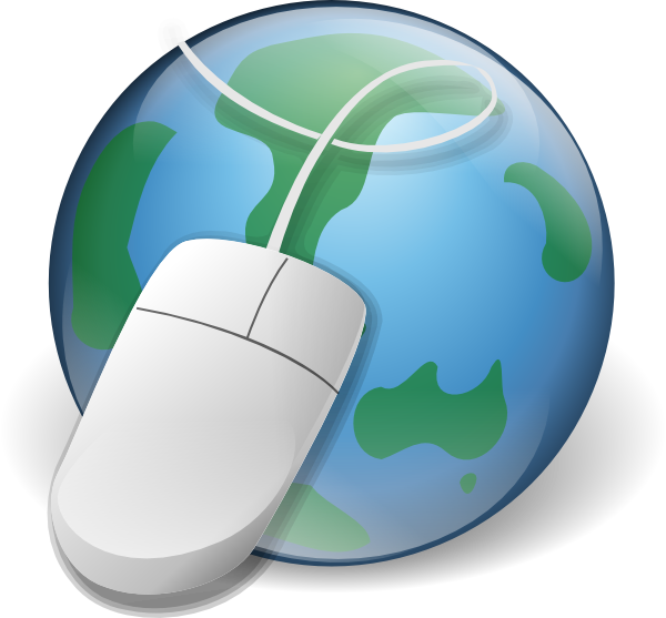 600x557 Internet Clipart Free Internet Clip Art