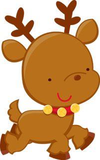 Free Clipart Reindeer