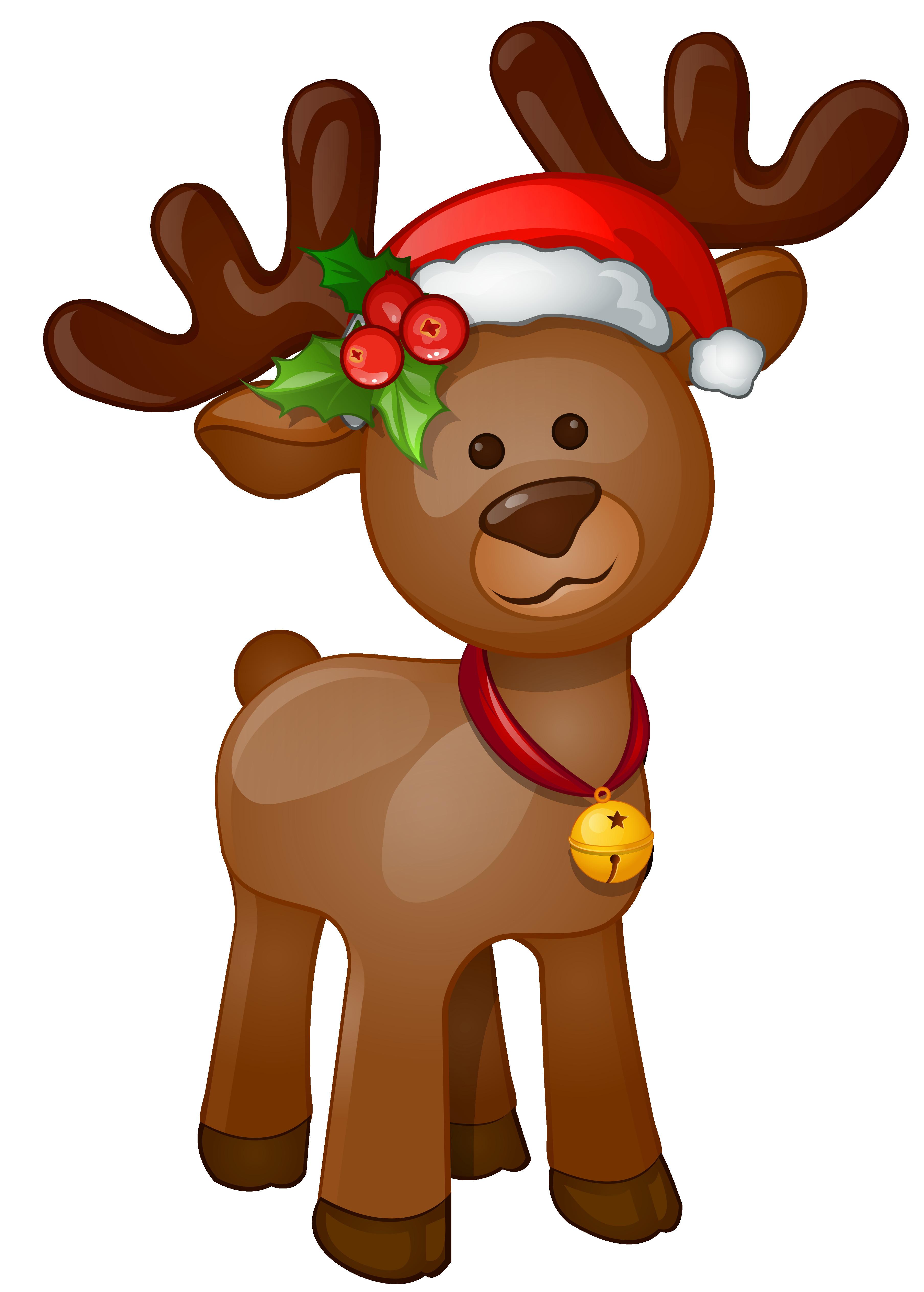 3615x5054 Reindeer Clip Art Thatswhatsup