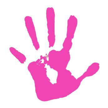 347x346 Ideal Handprint Clipart Baby