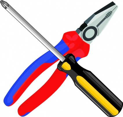 425x405 Free Download Of Tools Clip Art Vector Graphic