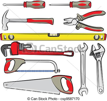 450x423 Hand Tool Clipart