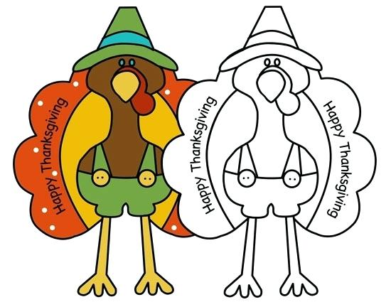550x425 Free Printable Turkey Coloring Pages Printable Coloring Free