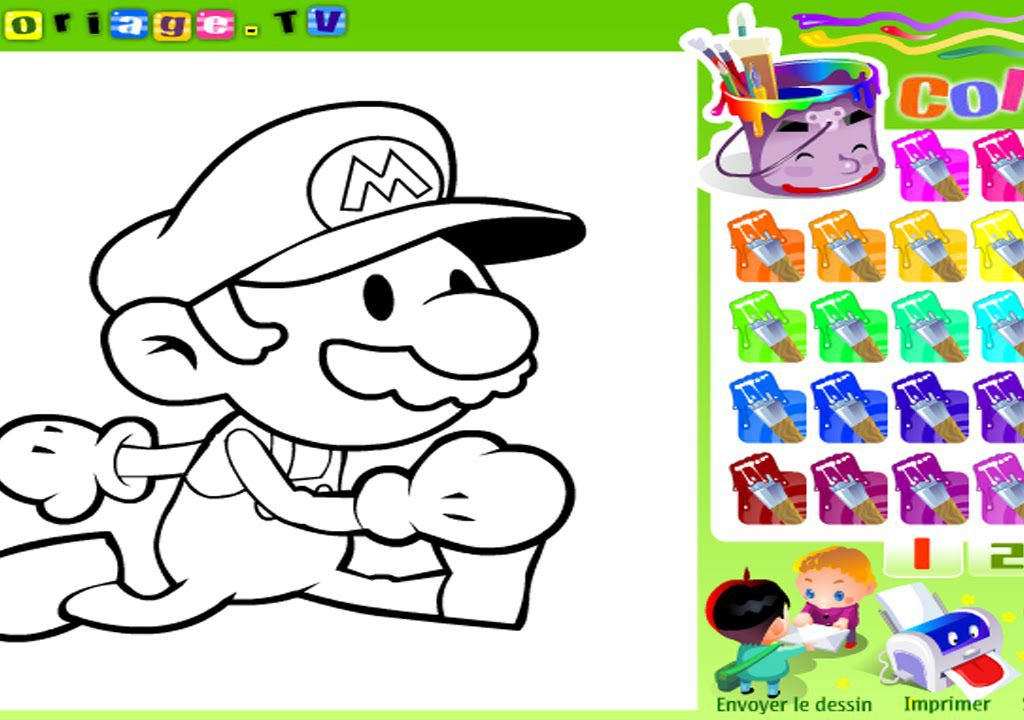 1024x720 Online Coloring Game Play Games Free Unblocked For Adults