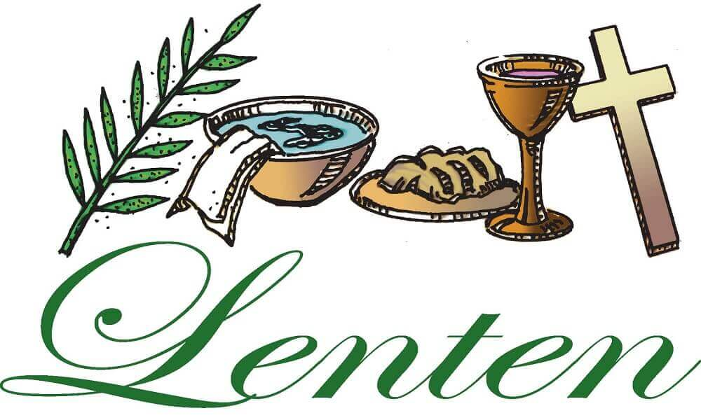 1000x600 Free Printable Lent Coloring Pages (Catholic Lenten Coloring Pages)