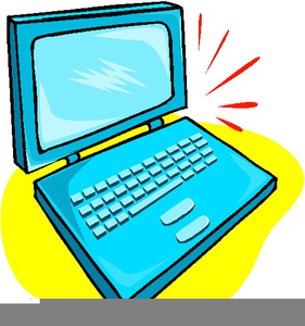 281x300 Free Computer Laptop Clipart Free Images