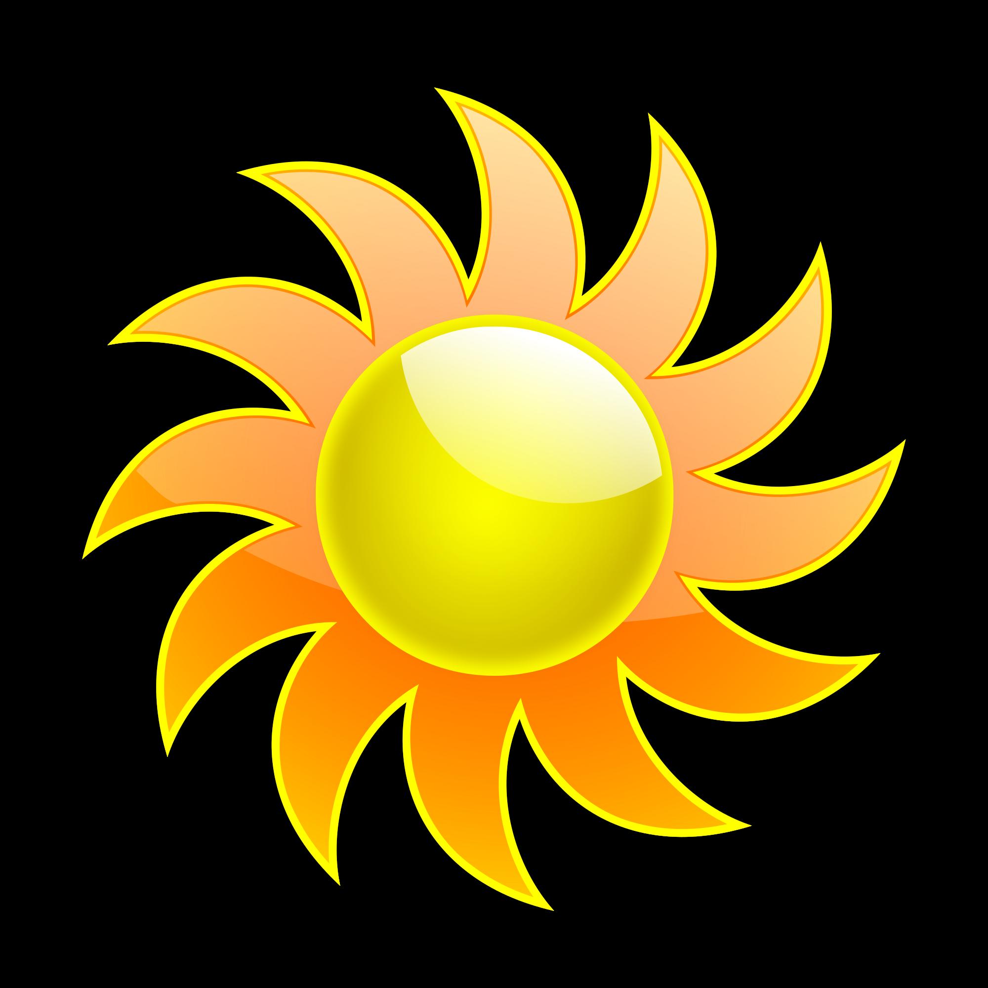 2000x2000 Cool Sun Clip Art Free Clipart Images Image 2