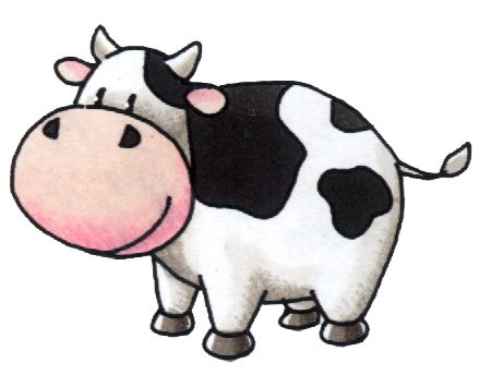 450x344 Free Cow Clip Art, Hanslodge Clip Art Collection