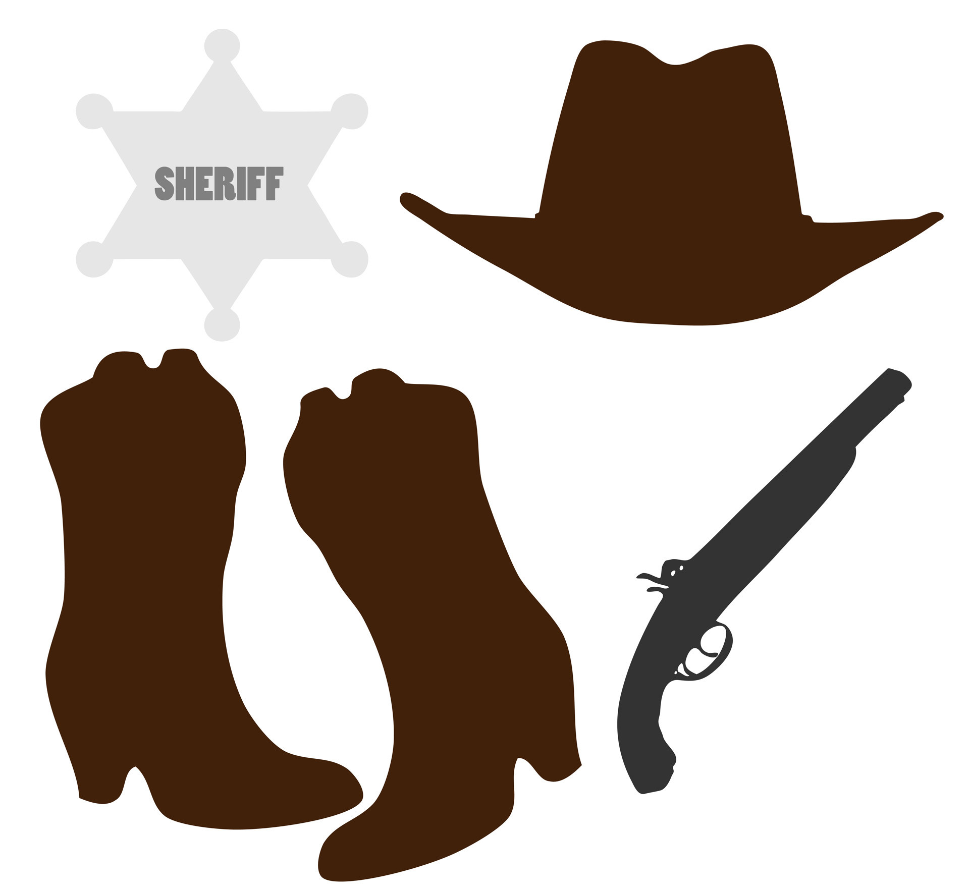 1920x1770 Cowboy Boots Png Clip Art Best Web Clipart Bright Western Boot