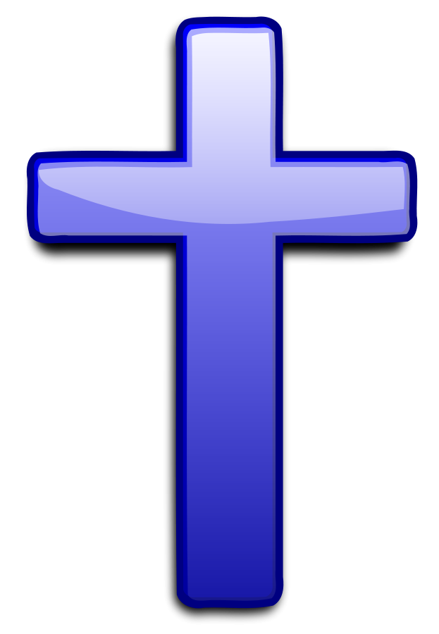 623x900 Cross Christian 001 Clipart, Vector Clip Art Online, Royalty Free