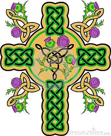 366x450 Free Celtic Cross Clipart