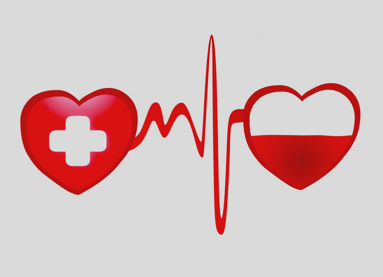 1297x940 Red Cross Blood Drive Clipart