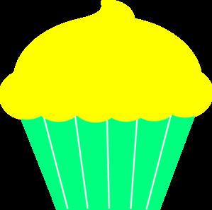 299x297 Cupcake Clip Art