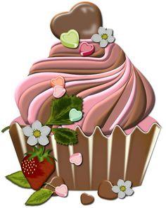 236x295 Free Cupcake Clip Art (Delightful Distractions) Clip Art, Free