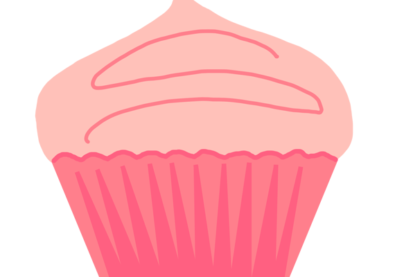 570x400 Free Cupcake Clipart Images, Printable Toppers And Photos