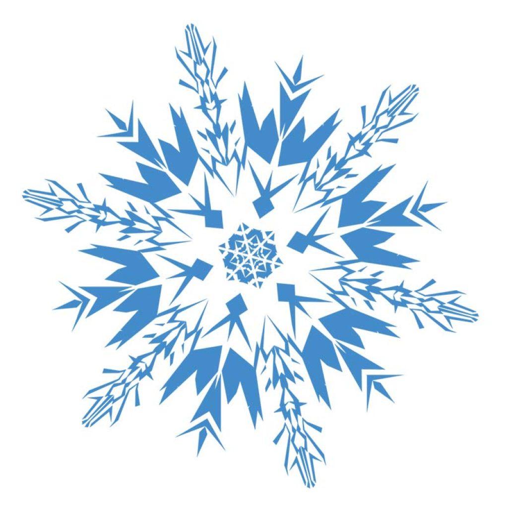1024x1024 Snowflake Clipart Free Cupcake Clipart