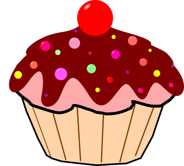 600x541 The Top 5 Best Blogs On Free Cupcake Clipart