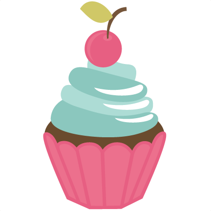 432x432 Chocolate Cupcake Svg File Free Svg Free Cutting Files