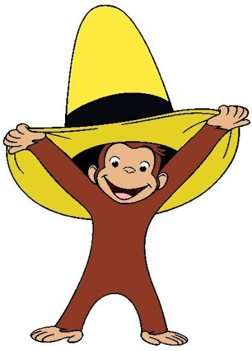 368x512 184 Best Curious George Printables Images On Curious