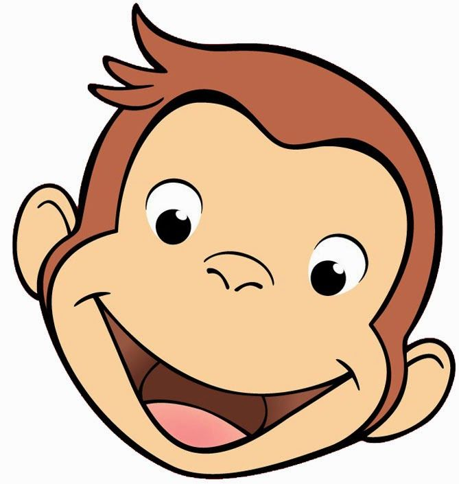669x705 Bright Inspiration Curious George Clipart Free Printable Monkey