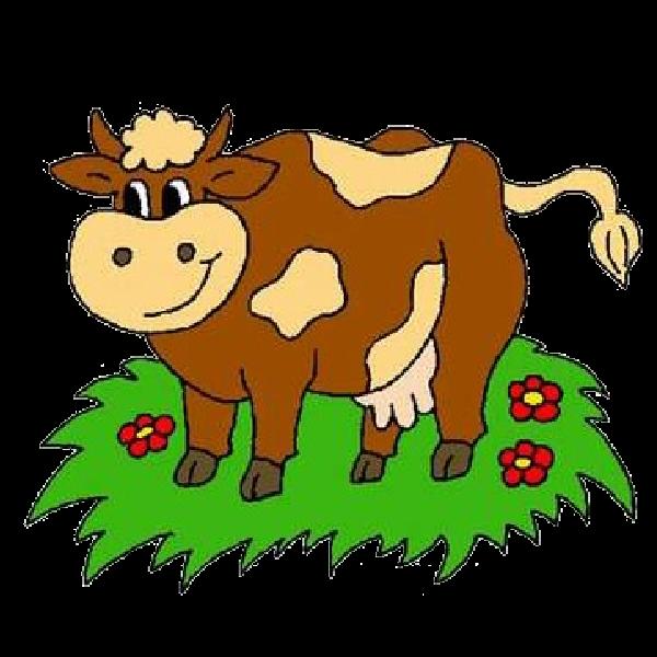 600x600 Farm Animals Clipart
