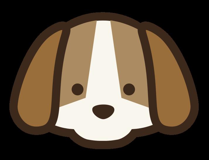 713x544 Free Cute Dog Face Clip Art Clipart Panda