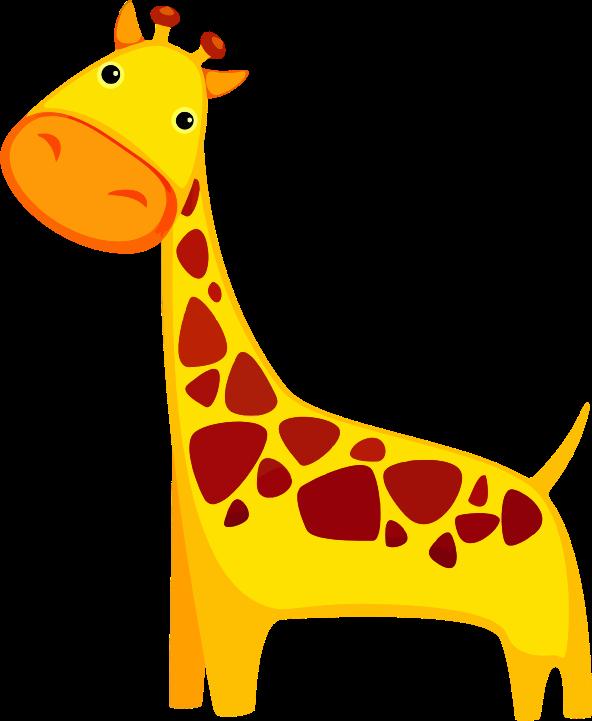 592x721 Giraffe Clip Art Amp Giraffe Clipart Images