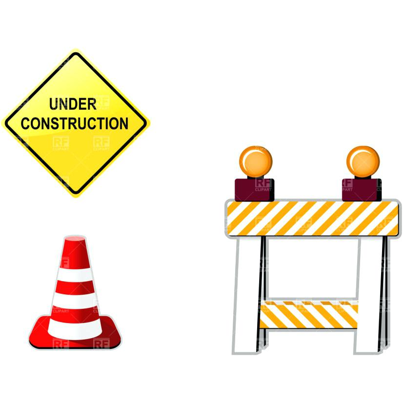 830x830 Construction Clip Art Free Cute Construction Hut Free Free Clipart