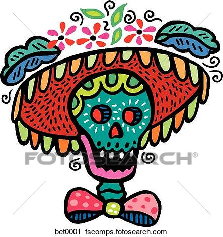 443x470 Collection Of Dia De Los Muertos Clipart Free High Quality