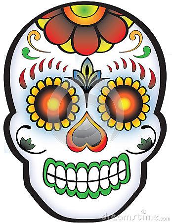 348x450 Precious Day Of The Dead Clipart Royalty Free Dia De Los Muertos