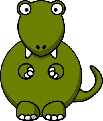 360x425 Cute Dinosaur Clipart Free Clipart Images 5